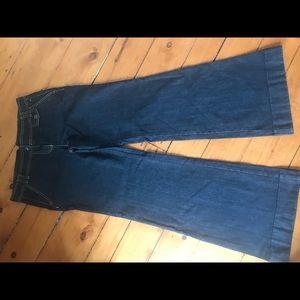 Trouser dress jeans